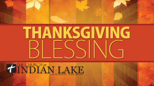 thanksgiving blessing without date